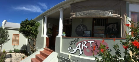 The Arthaus Kalk Bay Studio Gallery