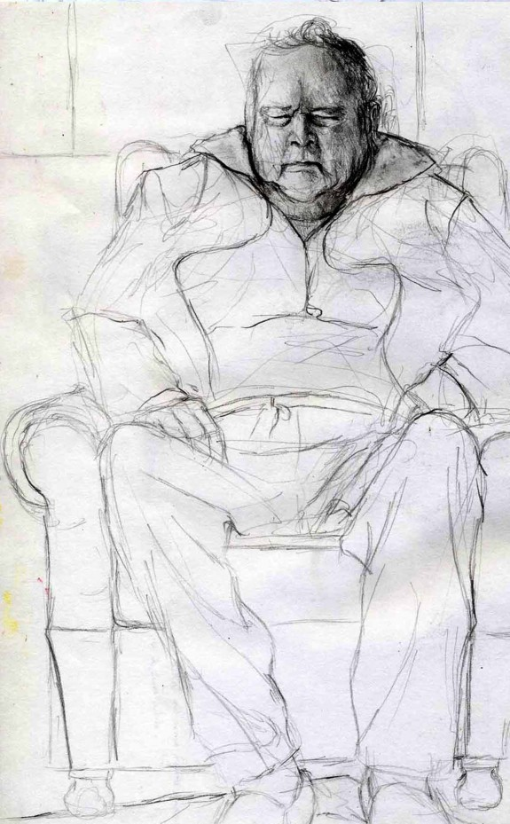 Figure drawing 4